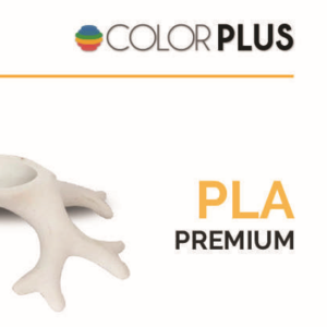 Filamento Color Plus Premium PLA