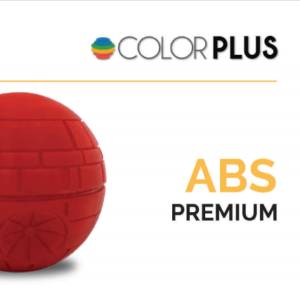 Filamento Color Plus Premium ABS